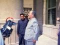 毛泽东晚年外交风云录