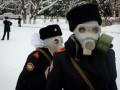 俄罗斯女子军校的小小女兵 (17)
