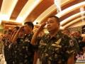 美菲联合军演闭幕 菲武装部队将领高歌 (3)