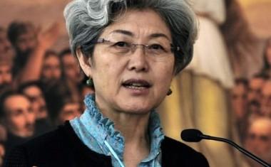 曝光不多的女大使成为中菲外交谈判核心人物 (3)