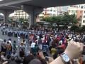 广州外籍人员聚集堵路(图) (11)