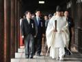 日本67名议员集体参拜靖国神社