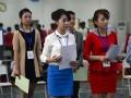 直击参加重庆大学艺考的女孩们 (6)