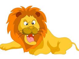 金色的狮子的故事